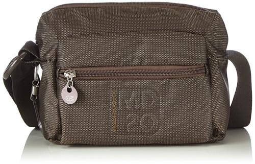 Mandarina Duck MD20 Shoulder Bag 14116TT7651, Marrone (Marrone), 21x15x8 cm (B x H x T)