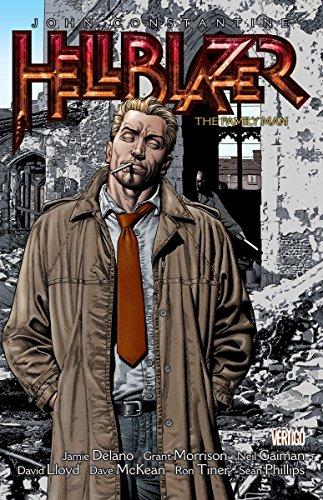 Hellblazer Volume 4: The Family Man TP