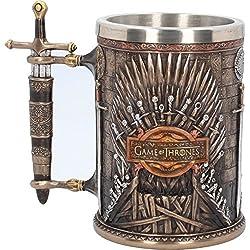 Jarra de Cerveza Estilo Trono de Hierro Juego de Tronos