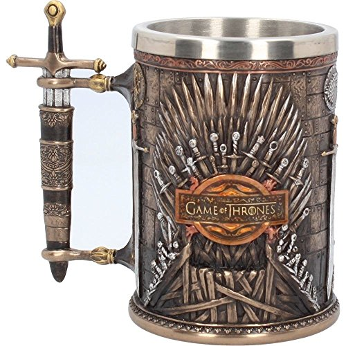 Game Of Thrones – Iron Throne Tankard Mug