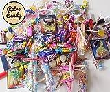 XXL Party Mix, für den Kindergeburtstag, als Schultütenfüllung 200 Teile
