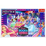 Puzzle Barbie Królowe rocka 100
