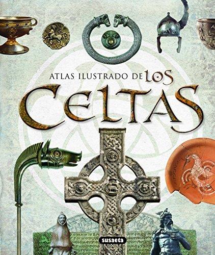 Atlas ilustrado de los celtas / Illustrated Atlas of the Celts by Elena Percivaldi (2004-06-30)