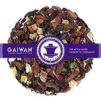"N° 1207: Tè alla frutta in foglie ""Goji Superfood"" - 100 g - GAIWAN® GERMANY - tè in foglie, ananas, papaia, goji, ibisco, cacao, vaniglia"