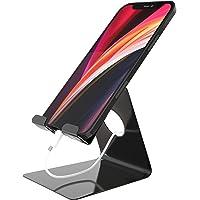 ELV Mobile Phone Mount Holder for Phones and Tablets - Black