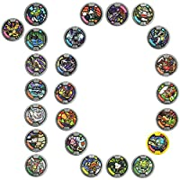 Mega Value 10 pack of Series 1 medals (no duplicates);10 Medals Supplied loose in a protective baggy;Medal unlocks sounds in the Yo-kai Watch (watch and medals each sold separately);Brand new but split from retail packaging;Ages 4+ years
