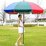 WSQ Paraguas al Aire Libre Paraguas Grandes Paradas Sombrillas Sombrillas Sombrillas publicitarias Personalizar Plegables Personalizados Sombrillas,A,M