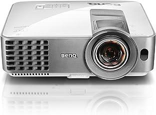 BenQ MW632ST DLP-Projektor (WXGA, 1200 x 800 Pixel, 3.200 ANSI Lumen, HDMI, 13.000:1 Kontrast, 3D)