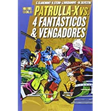 Patrulla-X vs. 4 Fantásticos and Vengadores