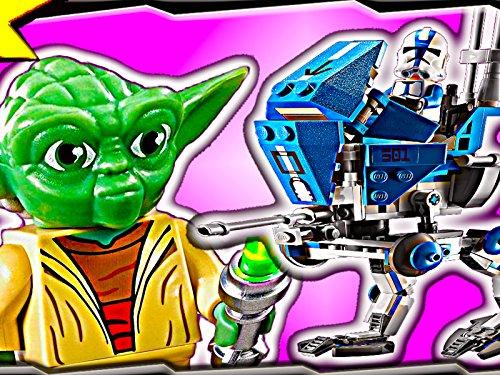 Clip: At-Rt (Star Wars 75002 Lego)
