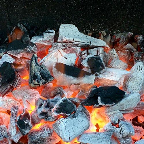 BBQ-Kontor – Premium Grill-Holzkohle, Steakhausqualität - 6