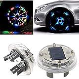 Zubeh/ör Fahrradlicht Auto,wasserdichte+UltraBright LED,LED Ventil Kappen,Reifen Beleuchtung,F/ür Sie Fahrrad,Auto,Motorrad oder LKW Gr/ün TaiAn LED wasserdichte Reifen Ventilkappen Neonlicht Auto