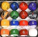 Iszy Billiards Billiard Balls