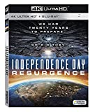 Independence Day 2 Resurgence 2016 4K Ultra HD Blu-ray+Bluray Region Free In Stock