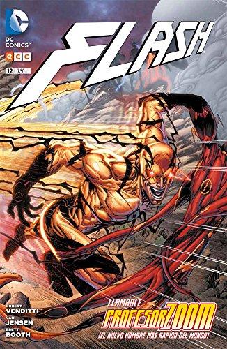 Flash núm. 12 (Flash (Nuevo Universo DC))