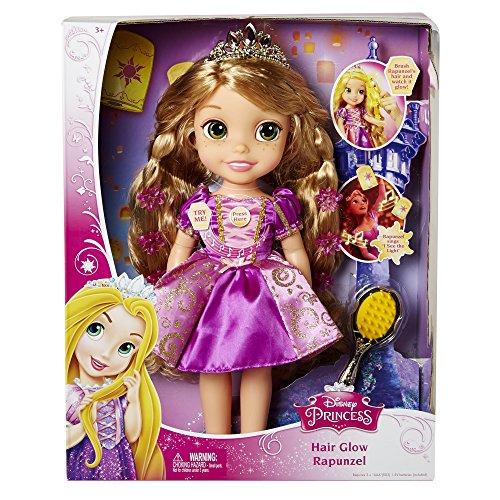 Disney Princesas 75944 - Muñeca Rapunzel Cantante y Brillante