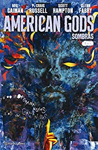 American Gods Sombras nº 08/09 par Neil Gaiman