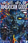 American Gods Sombras nº 08/09 par Russell