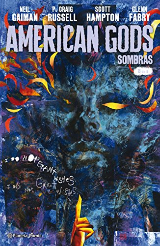 American Gods Sombras nº 08/09 (Independientes USA)
