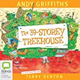 The 39-Storey Treehouse (audio edition)