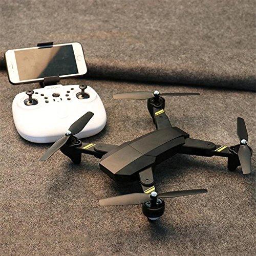 OOFAY® Drohne mit Kamera S25 faltendes Fernsteuerungsflugzeug-Luftdrohnen-hohes vierachsiges Flugzeug