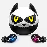 AMAFACE Kabellose In Ear Kopfhörer Kinder,Bluetooth kopfhörer in Ear mit Dual-Mikrofon und Touch-Steuerung, IPX5…