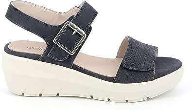 Grunland SA1881 Sandalo Zeppa Donna
