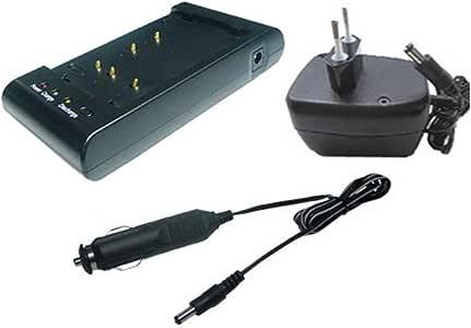 POWERY/® Caricabatteria Leica Modello GEB111