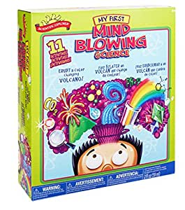 Slinky Scientific Explorers Mind Blowing Science Kit-, Other, Multicoloured
