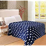 Biaba Collection Soft & Smooth Fabric Blanket For All Season (AC Blanket/Winter) Super Soft New Harley Blanket Double Bed Size 230 Cm X 250cm Super Lite Super Soft Blanket
