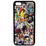 Générique Coque Antichoc pour iPhone 6 Plus/6S Plus Motif Manga One Piece...