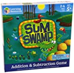 Learning Resources Sum SwampTM Additi...