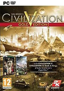 Civilization V - Edition Gold