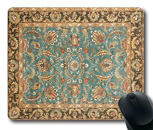 Preisvergleich Produktbild TOM Mauspad blau/braun Teppich Stil 24cm durch 20cm Rechteck Form Mauspad natürlichen Eco Gummi Durable Computer Desk Stationery Zubehör Maus Pads für Geschenk t160617015