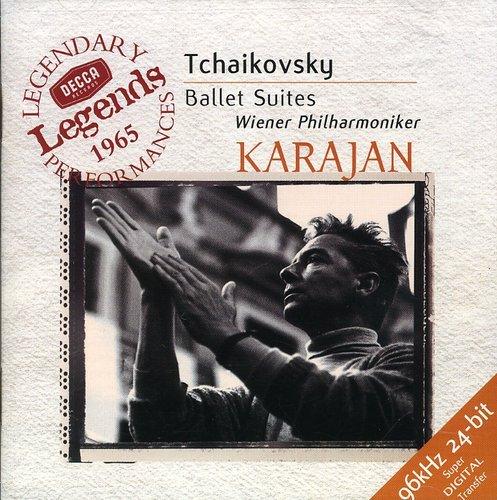 Tchaïkovsky : Suites de ballet du Casse Noisette - Lac des Cygnes - La Belle au Bois Dormant