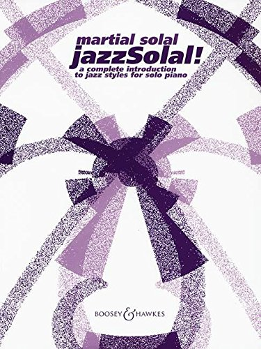 Jazz Solal complete Volume 1-3 - Piano