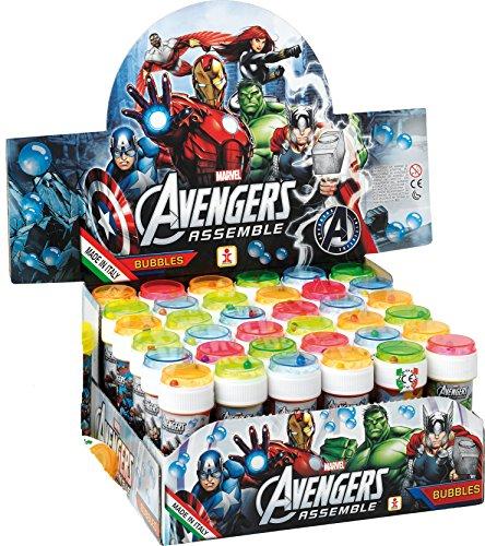 Marvel Avengers - Pompas de jabón Los Vengadores Marvel (103.559)
