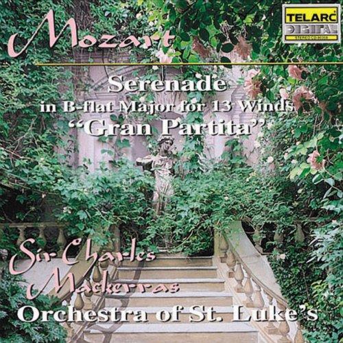 Mozart: Serenade In B-flat Maj...