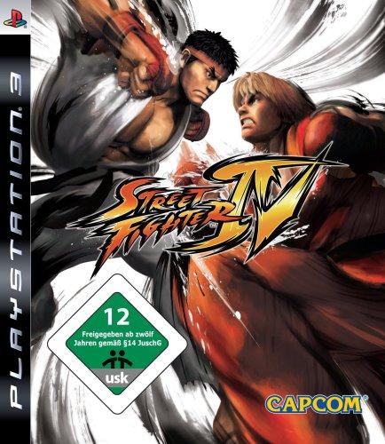 Leichter Street Fighter (Street Fighter IV)