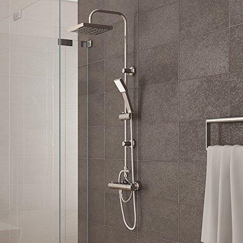 Duschset Duscharmatur Handbrause Dusche Duschkopf Regendusche Duschpaneel