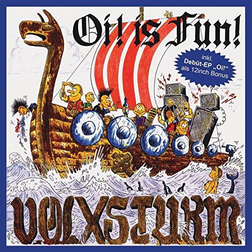 Oi Is Fun (Lim.Gatefold/Blue Vinyl)