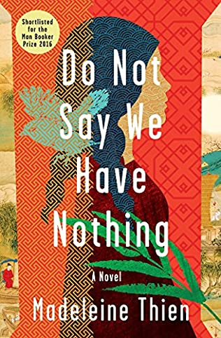 Image result for Do Not Say We Have Nothing by Madeleine Thien, fantastic fiction