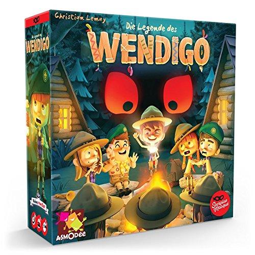 Asmodee que Legende des Wendigo LSM0003