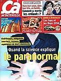 Telecharger Livres Ca M interesse N 406 Dec 2014 comment ca marche les enfants Quand la science explique le paranormal (PDF,EPUB,MOBI) gratuits en Francaise