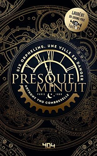 Presque minuit - Anthony Combrexelle (2018)