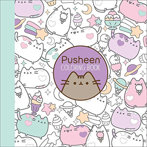 Pusheen Coloring Book (Pusheen Book) por Claire Belton