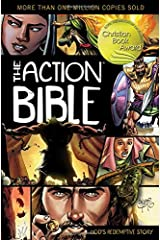 The Action Bible: God's Redemptive Story (Picture Bible) Hardcover