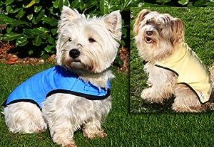 Prestige Cool Manteau pour chien Taille S (Jaune)
