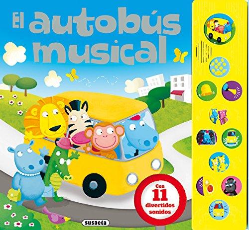 El autobús musical (Pulsa y canta) por Susaeta Ediciones S A