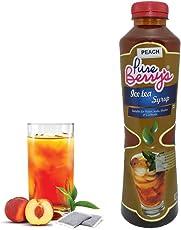 Pure Berrys Peach Ice Tea, 750 ml